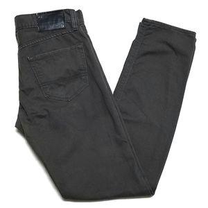 Levi's Denizen 216 Skinny Fit Army Green Jean's 29